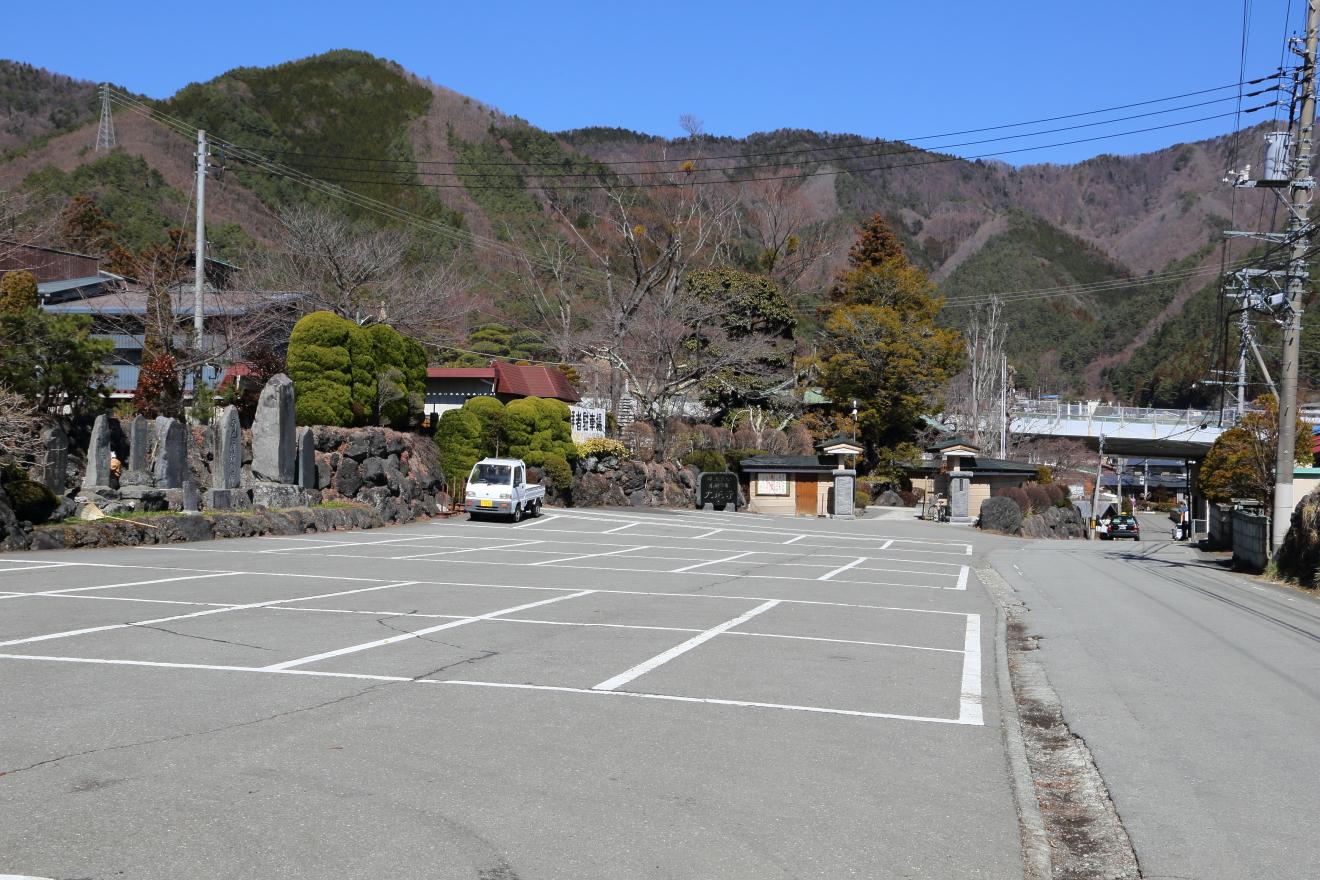 大正寺駐車場