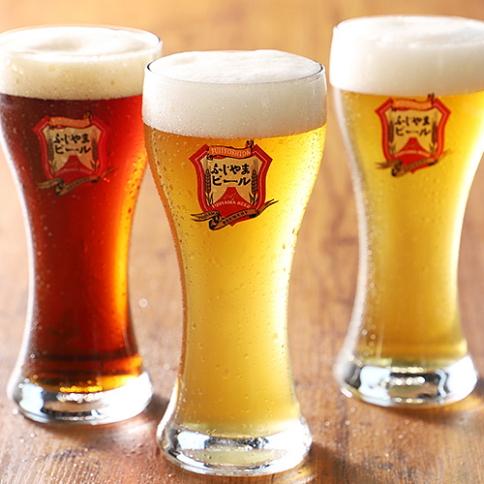 富士吉田市返礼品:ふじやまビール